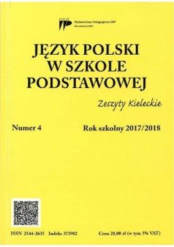 Język polski w szkole podstawowej nr 4 2017/2018