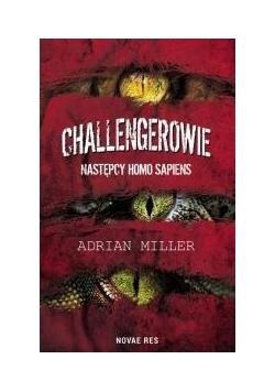 Challengerowie. Następcy homo sapiens