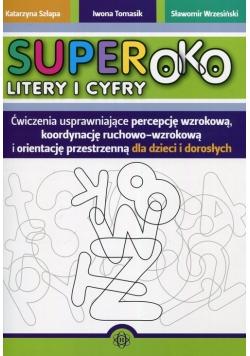 Superoko Litery i cyfry