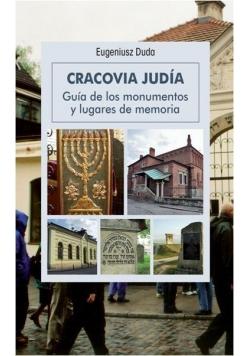 Żydowski Kraków. Przewodnik... wer. hiszpańska