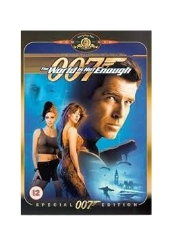 007 the World is Not enough, DVD