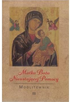 Modlitewnik. Matka Boża Nieustającej Pomocy