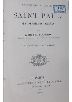 Saint Paul, 1899 r.