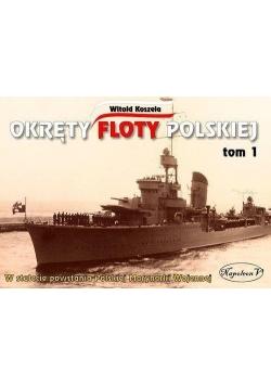 Okręty floty polskiej T.1