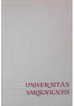 Universitas Varsoviensis