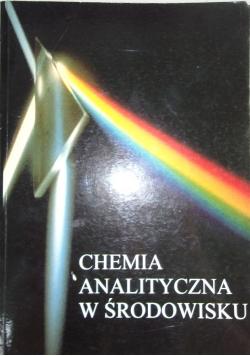 Chemia analityczna w środowisku