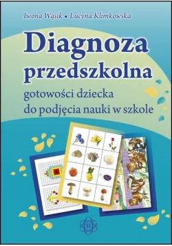 Diagnoza przedszkolna gotowości dziecka. Harmonia