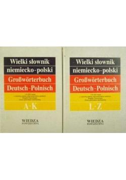 Wielki słownik niemiecko-polski, 2 tomy