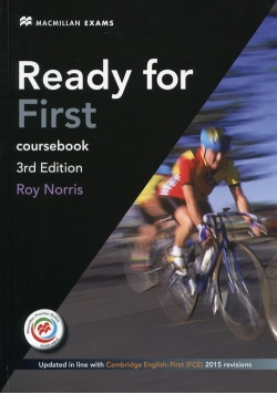 Ready for First Coursebook + Practice online