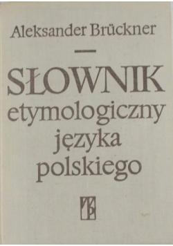 Słownik etymologiczny języka polskiego