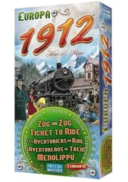 Wsiąść do pociągu: Europa 1912 REBEL