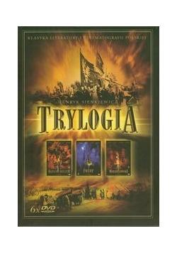 Trylogia, płyty DVD, 5 sztuk