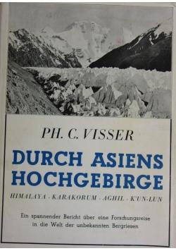 Durch asiens hochgebirge, 1935r.