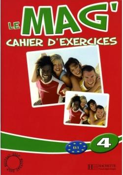 Le Mag' 4 ćwiczenia HACHETTE