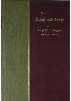 Aus Kunst und Leben, 1905 r.