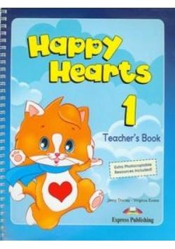 Happy Hearts 1 TB EXPRESS PUBLISHING