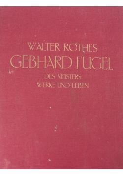 Des Meisterswerke und leben  1929 r.