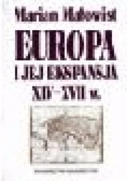 Europa i jej ekspansja XIV-XVII w.