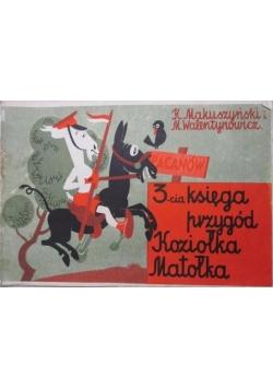 3-cia księga przygód Koziołka Matołka