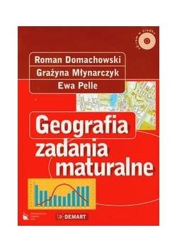 Geografia Zadania maturalne + CD