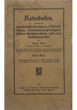 Katechelen 1913 r.