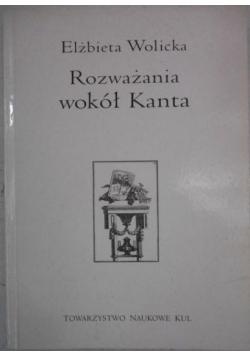 Rozważania wokół Kanta
