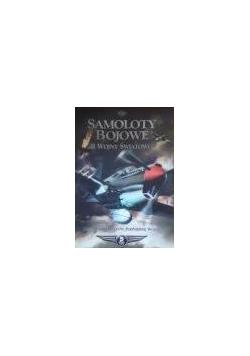 Samoloty bojowe II Wojny Światowej, 5 płyt DVD