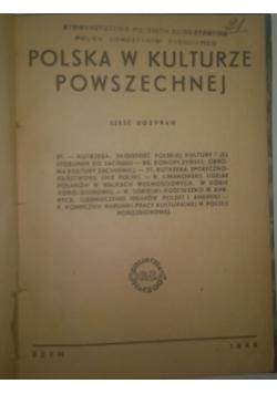 Polska w kulturze powszechnej, 1945r
