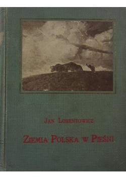 Ziemia Polska w pieśni, ok. 1914r.