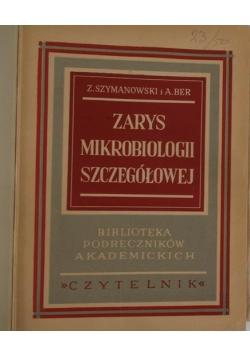 Zarys mikrobiologii szczegółowej. T. I, 1947 r.