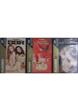 Playboy, 3 płyty DVD