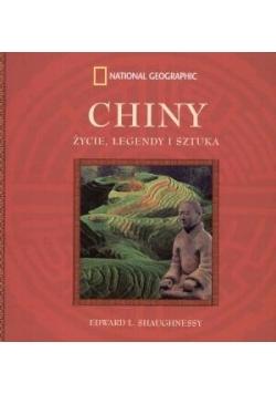 Chiny życie, legendy i sztuka