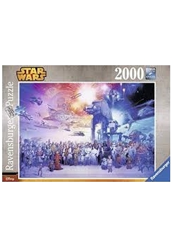Star Wars. Ravensburger Puzzle 2000