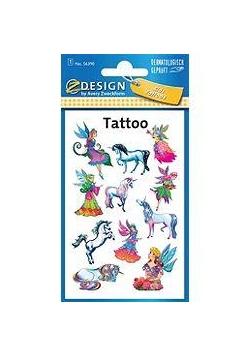 Tatuaże - Elfy