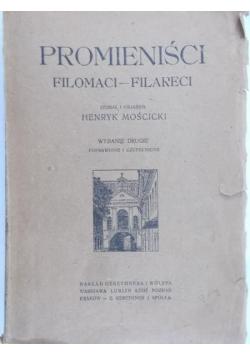 Promieniści. Filomaci-Filareci, 1919 r.