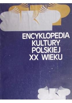 Encyklopedia Kultury Polskiej XX wieku