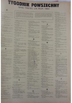 Tygodnik Powszechny katolickie pismo kulturalno-społeczne nr. 1-52