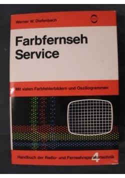 Farbfernseh Service