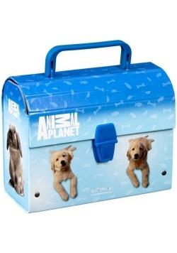 Kuferek z rączką Animal Planet Cute