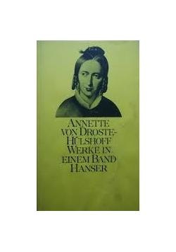 Annette von Droste - Hulsshoff