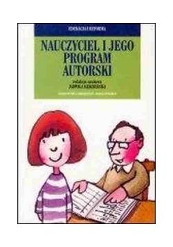 Nauczyciel i jego program autorski