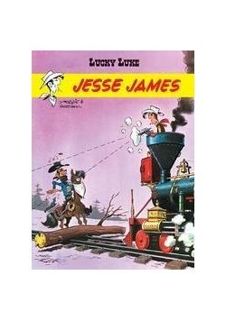 Lucky Luke.Jesse James