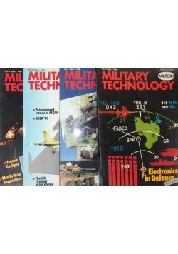 Military technology, 4 czasopisma