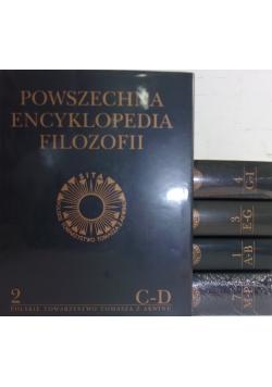 Powszechna Encyklopedia Filozofii,  4 tomy