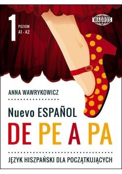 Nuevo Espanol de pe a pa 1 A1-A2 WAGROS