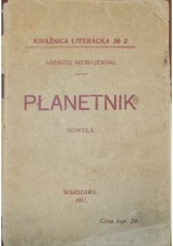 Płanetnik, 1911r