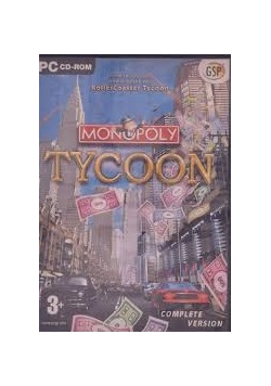 Monopoly Tycoon Complete Version, CD