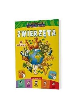 Encyklopedia przedszkolaka. Zwierzęta w.2012