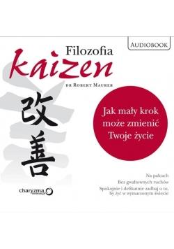 Filozofia Kaizen. Jak mały krok może...Audiobook
