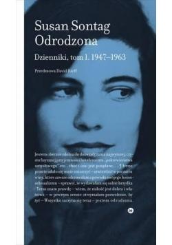 Dzienniki T.1 1947-1963 Odrodzona